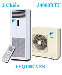 Điều Hòa Tủ Đứng Daikin FVQ100CVEB 2 Chiều 34000BTU