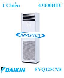 Điều Hòa Tủ Đứng Daikin FVQ125CVE 1 Chiều Inverter 43000BTU