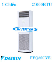 Điều Hòa Tủ Đứng Daikin FVQ60CVE 1 Chiều Inverter 21000BTU