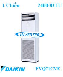 Điều Hòa Tủ Đứng Daikin FVQ71CVE 1 Chiều Inverter 24000BTU