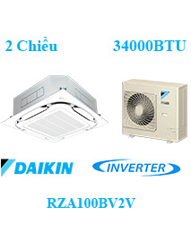 Điều Hòa Âm Trần Daikin FCF100CVM 2 Chiều Inverter 34000btu