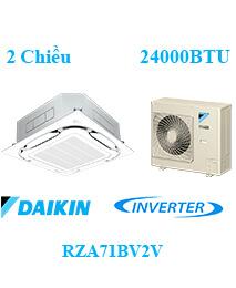 Điều Hòa Âm Trần Daikin RZA71BV2V 2 Chiều Inverter 24000btu