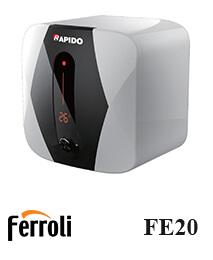 Bình nóng lạnh Ferroli Rapido FE20 20 lít
