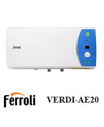 Bình nóng lạnh Ferroli VERDI-AE20 20 Lít