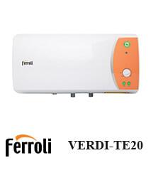 Bình nóng lạnh Ferroli VERDI-TE20 20 Lít