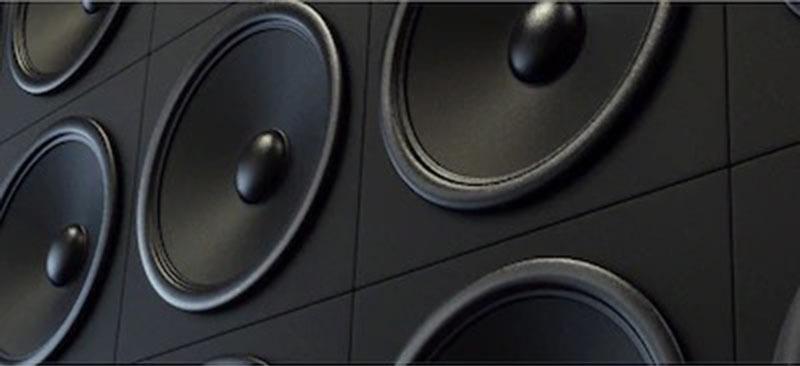 Android Tivi Sony 4K 43 inch KD-43X7500H UHD cải thiện âm với âm trầm rõ, mạnh