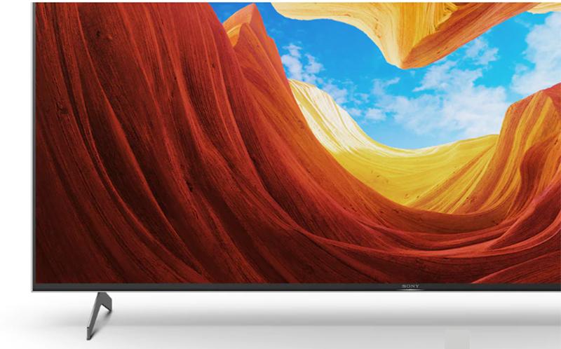 Android Tivi Sony 4K 85 inch KD-85X9000H Thiết kế tối giản giúp bạn đắm mình vào hình ảnh