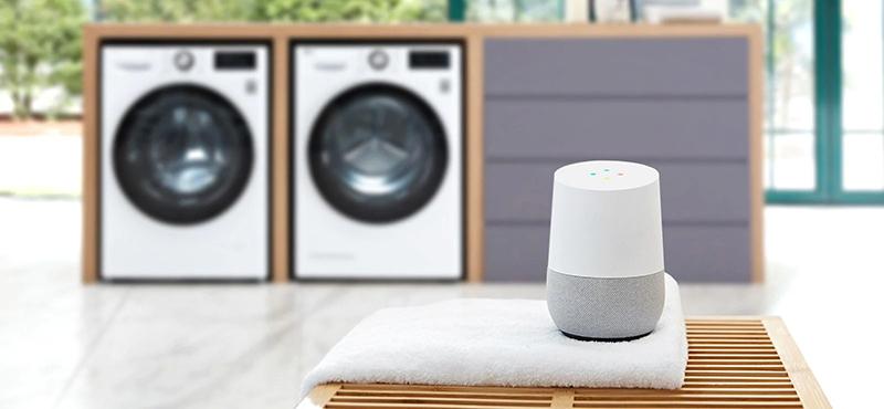Công nghê SmartThinQ của máy giặt LG FV1409S3W
